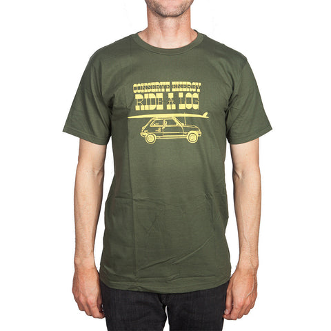 Conserve Energy T-shirt