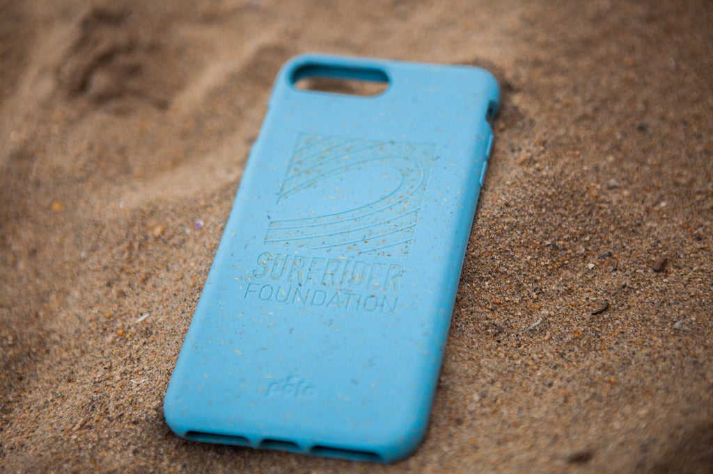 on sale 80bf2 ce120 Surfrider x Pela Phone Case- iPhone 6+/7+/8+
