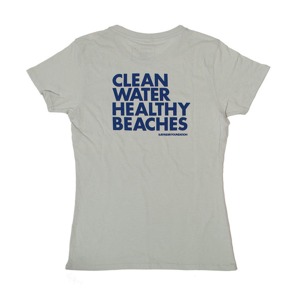 Clean Water Healthy Beaches T-Shirt