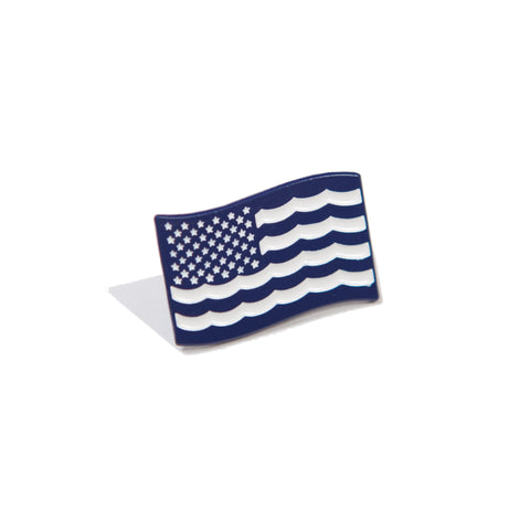 USOA Flag Enamel Pin