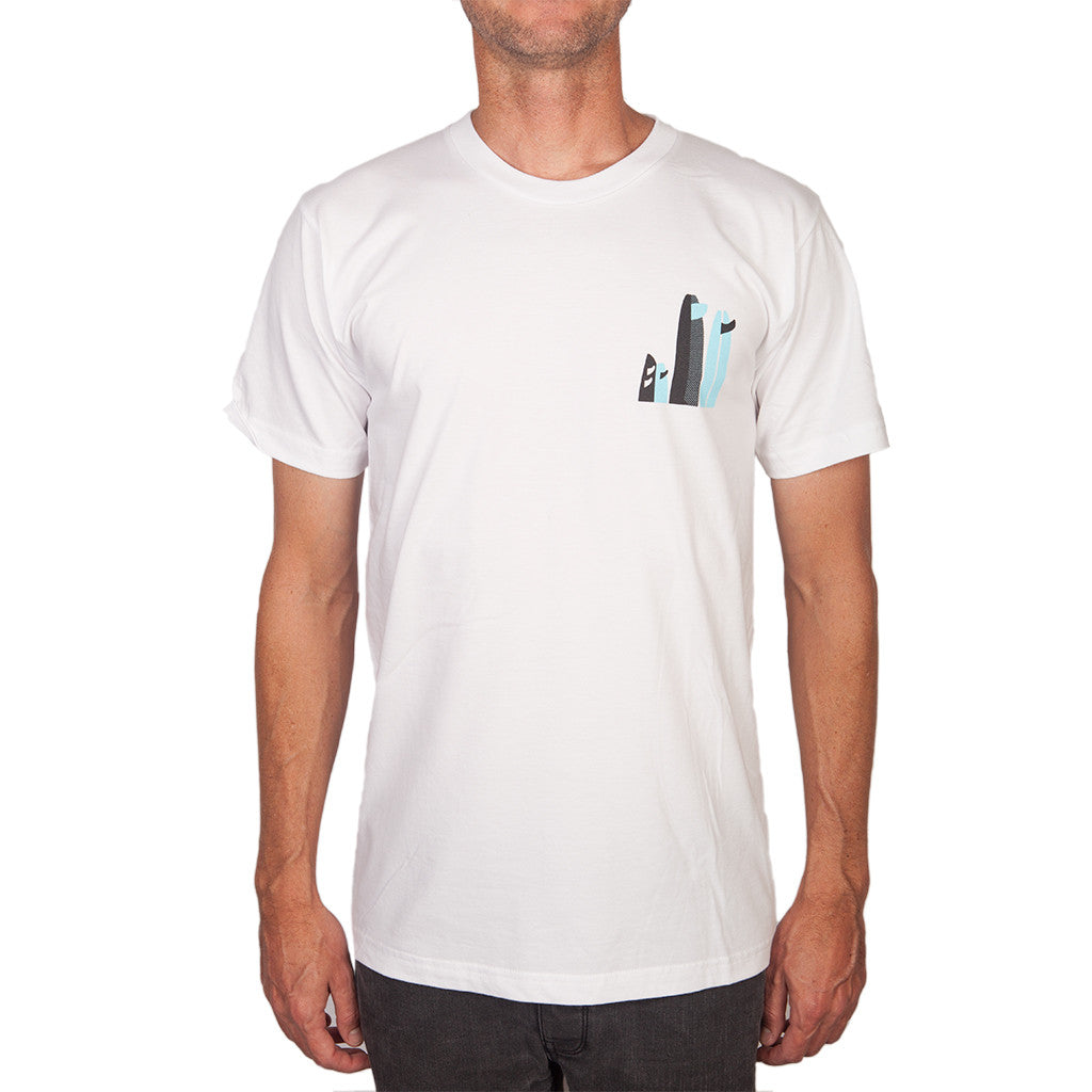 Artist Series - The Quiver Pocket T-shirt (Recover®)