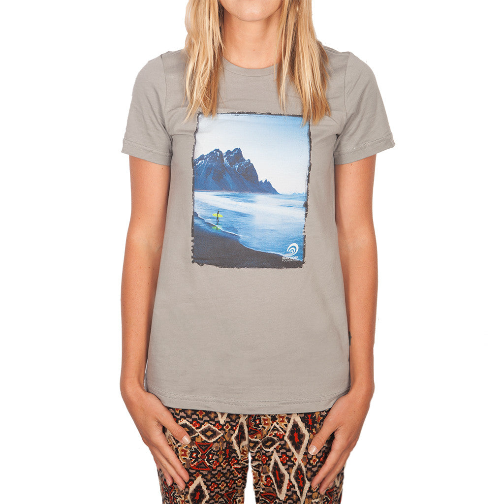 Artist Series - Chris Burkard Womens T-shirt