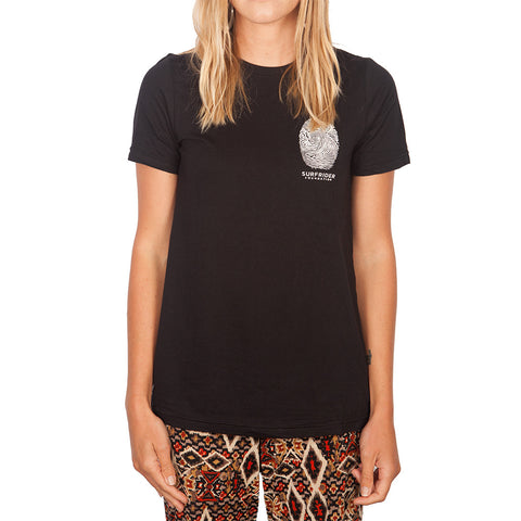 Artist Series - Fingerprint Womens T-shirt