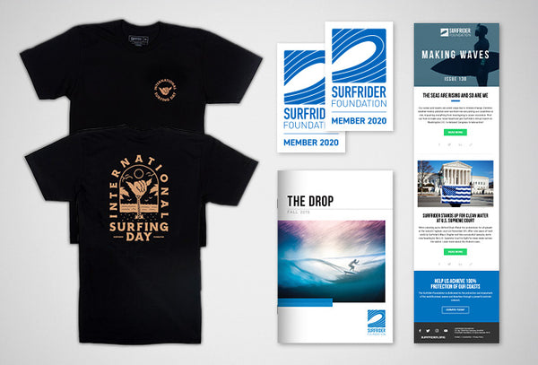 2020 International Surfing Day Membership (womens)