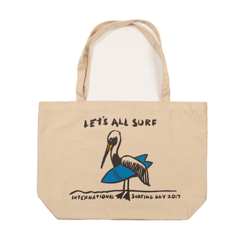 International Surfing Day Tote