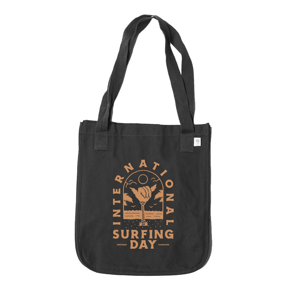 2020 International Surfing Day Tote Bag