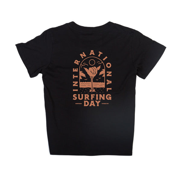 2020 International Surfing Day T-Shirt (womens)