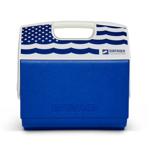 Surfrider x Igloo USOA Playmate Elite 16 Qt Cooler
