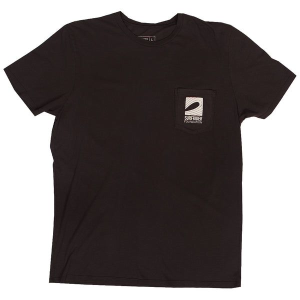 Logo Pocket T-shirt (Black)