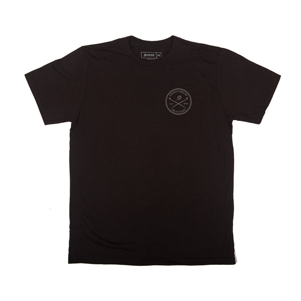 Long Live the Beach T-shirt - Black