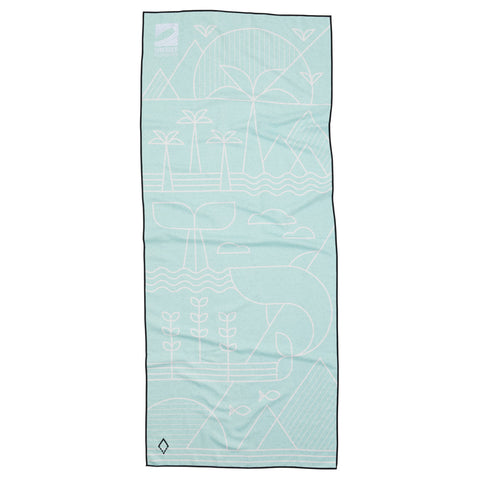 Surfrider x Nomadix Travel Towel