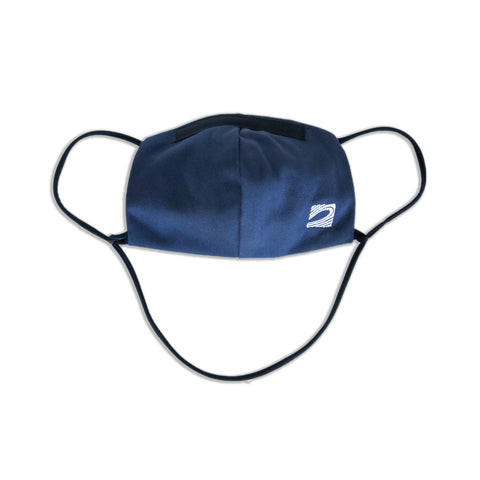 Tom Binh Face Mask - Navy (Size: S/M)