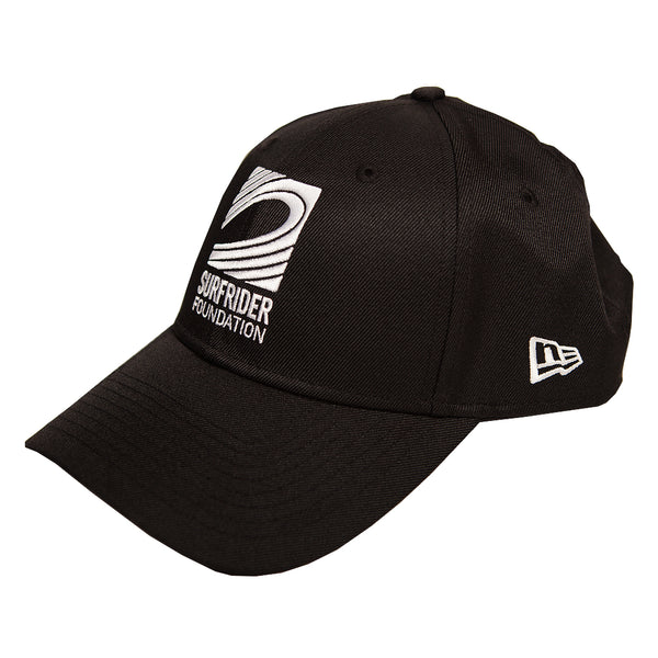 New Era 9Forty Snapback Hat- Black