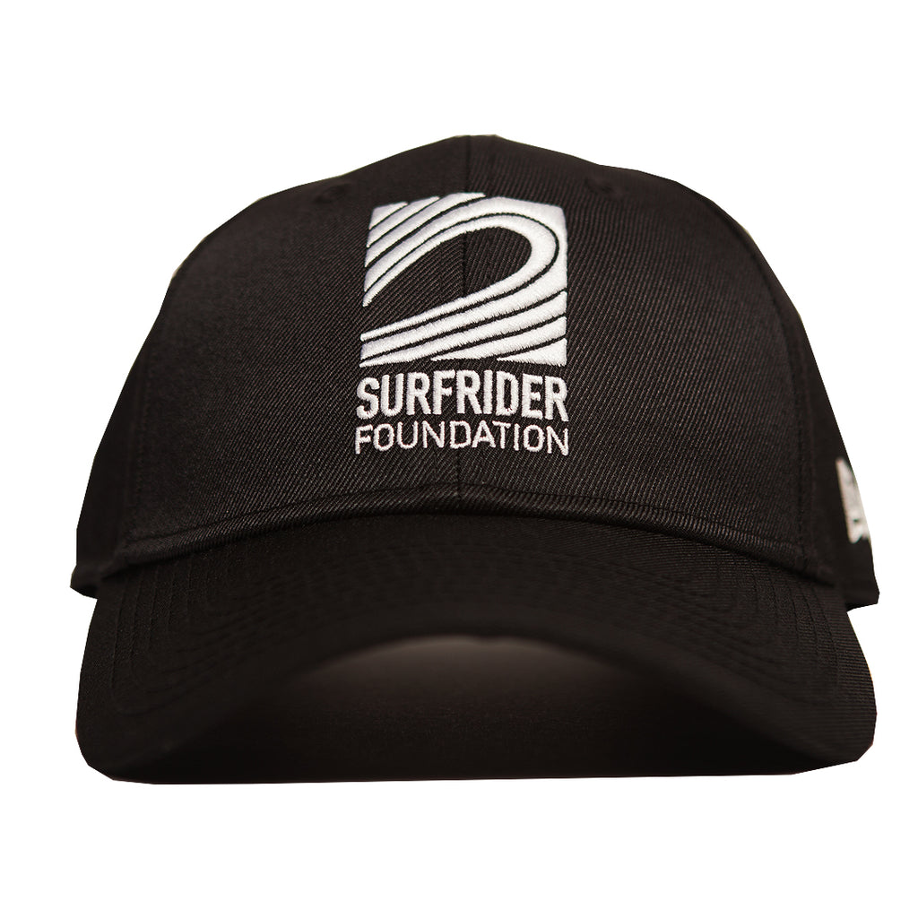 New Era 9Forty Snapback Hat- Black – The Surfrider Foundation 17027821ae8