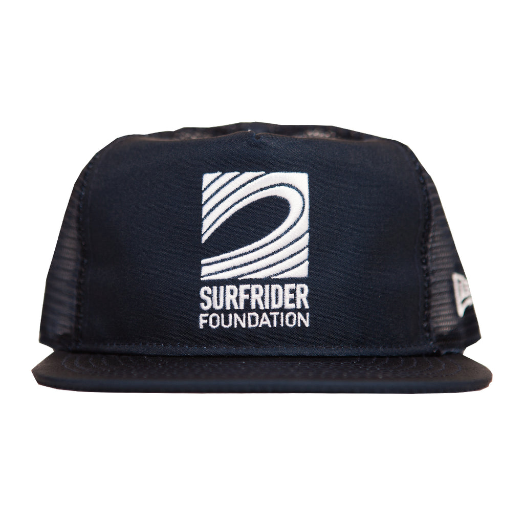 New Era Logo Golfer Snapback Hat- Navy – The Surfrider Foundation 1d6ad7d3334