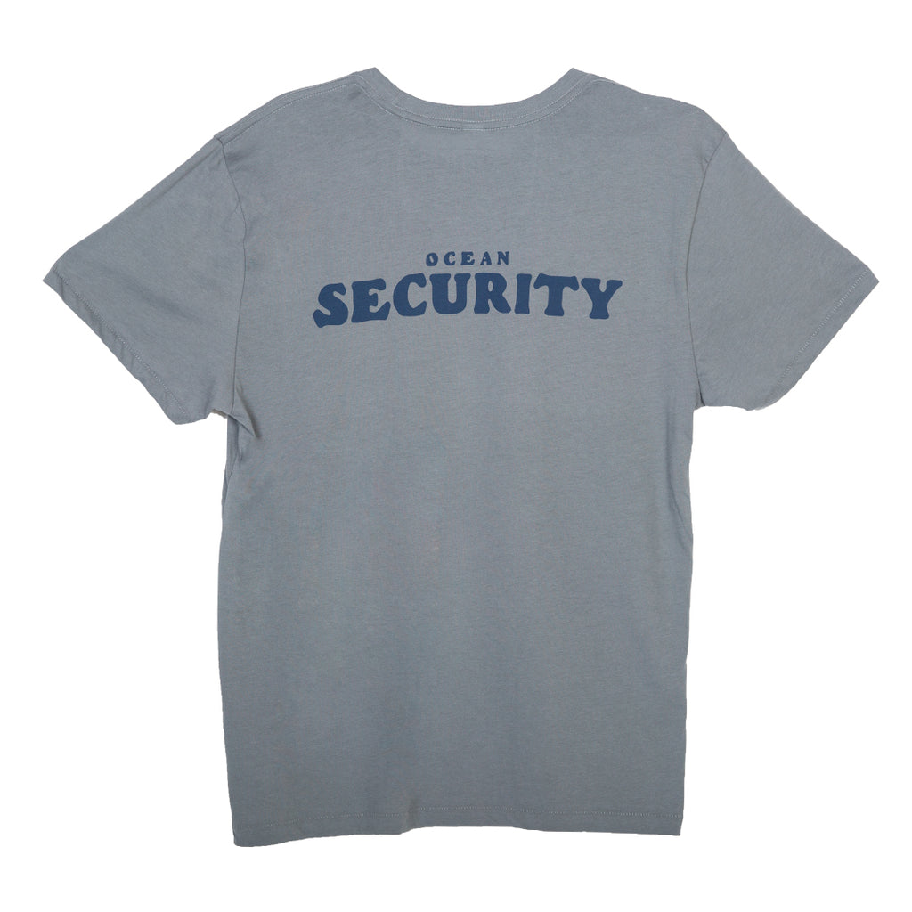 Ocean Security T-Shirt (Earth Grey)