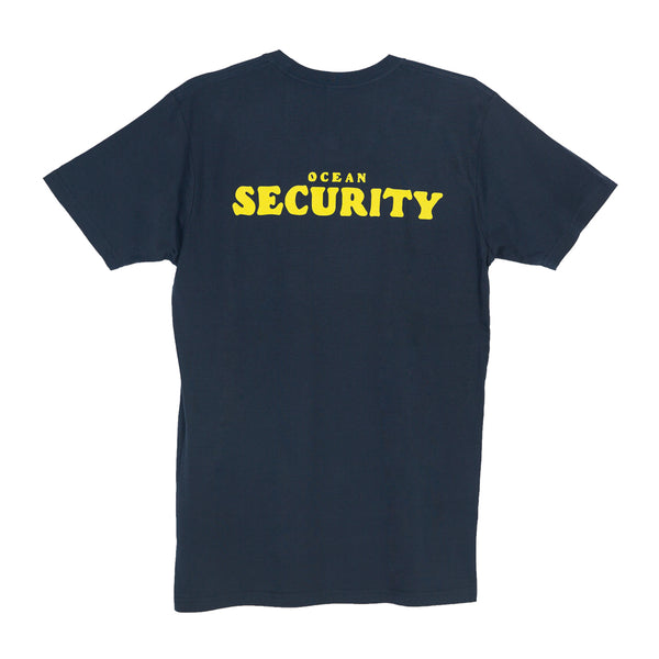 Ocean Security T-Shirt (Navy)