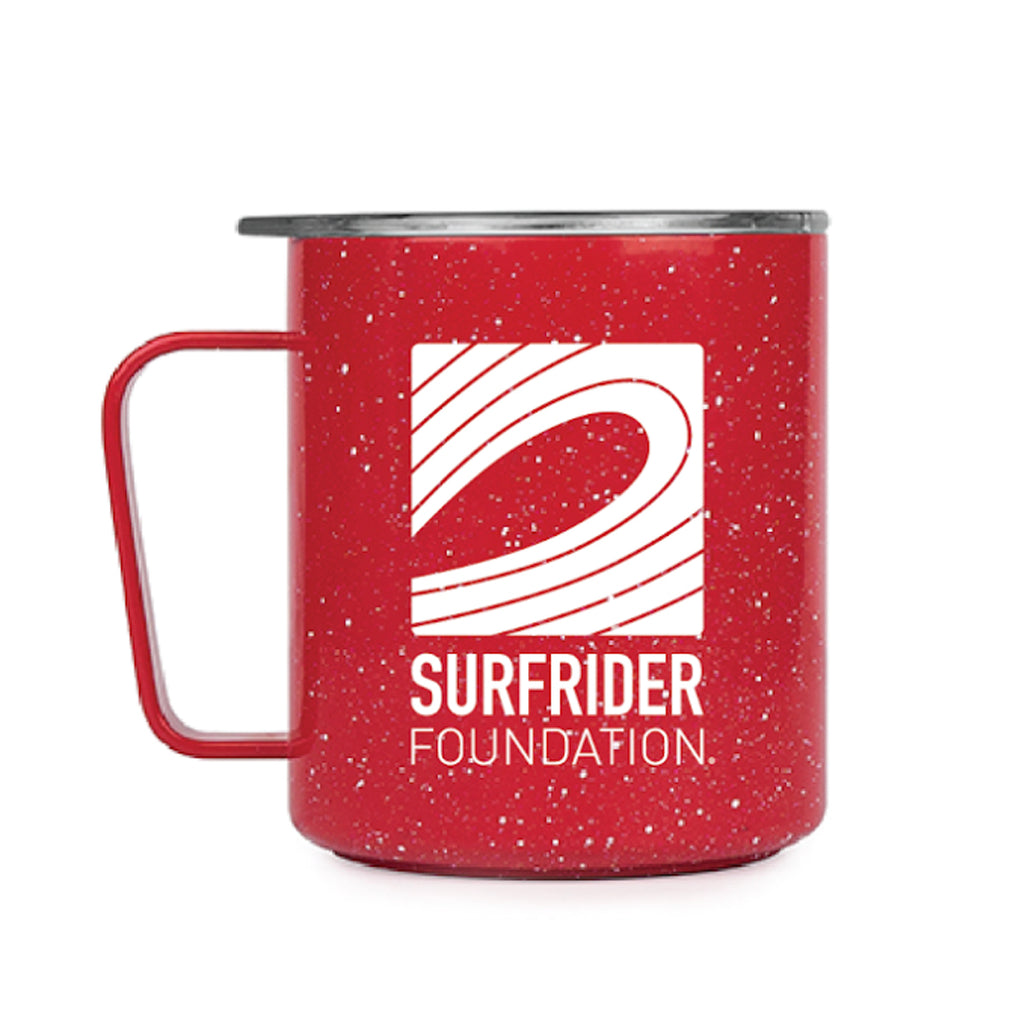 Surfrider Miir Camp Mug (Red)