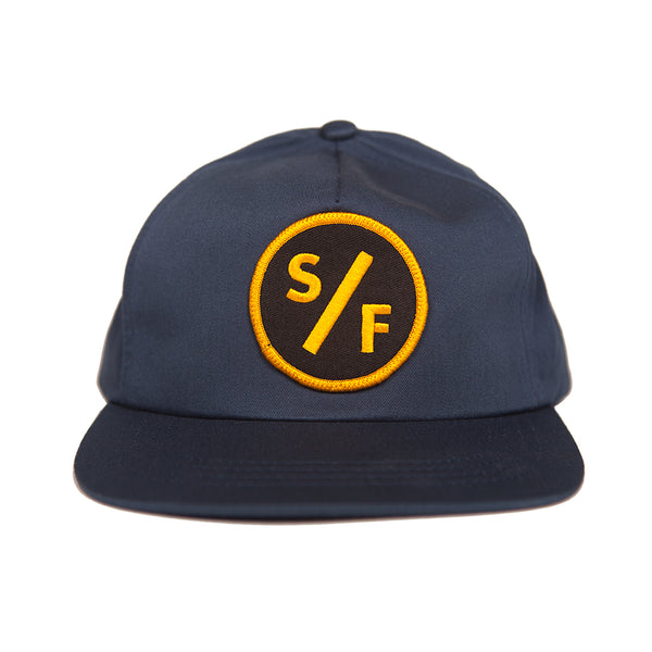 S/F Unstructured 5-Panel Snapback