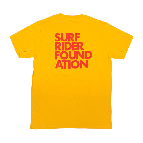 S/F T-shirt (yellow)