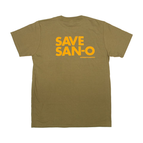 Limited Edition: Save San-O T-Shirt