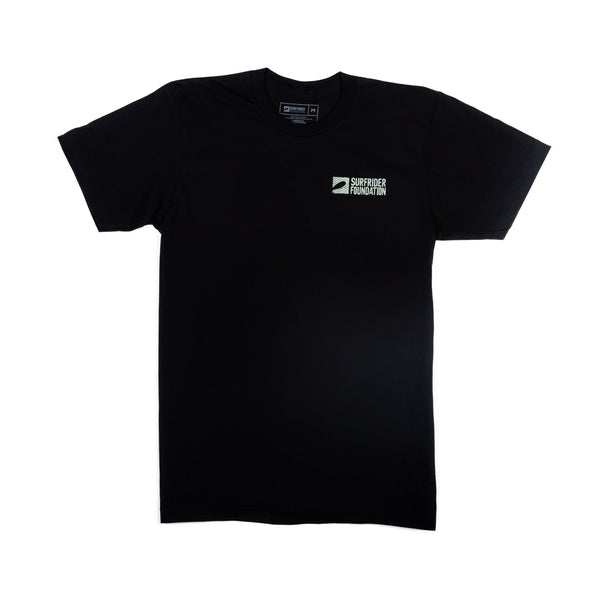 Rising Seas T-Shirt (Black)