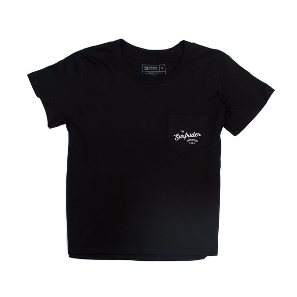 Womens USOA Script Pocket T-Shirt