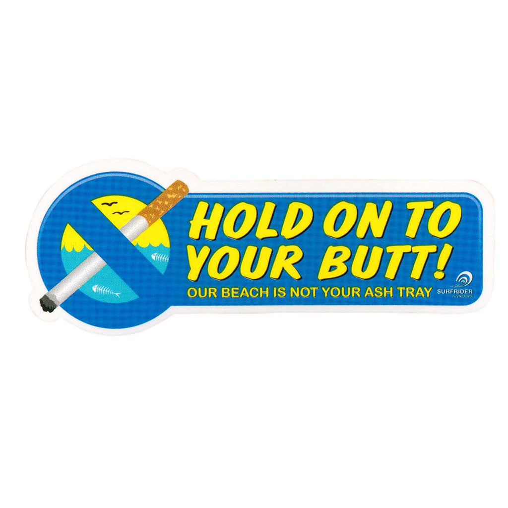 Butt Sticker