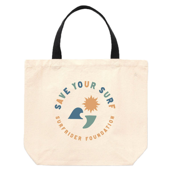 Save Your Surf Tote Bag