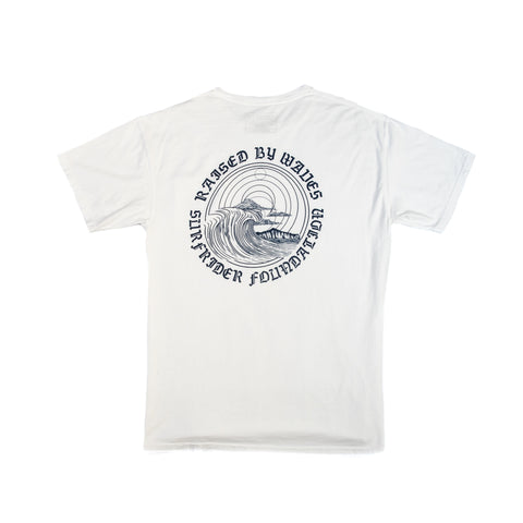 Raised By Waves Tee