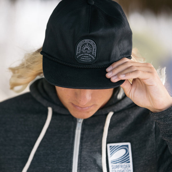 Almond x Surfrider PWYL Hat