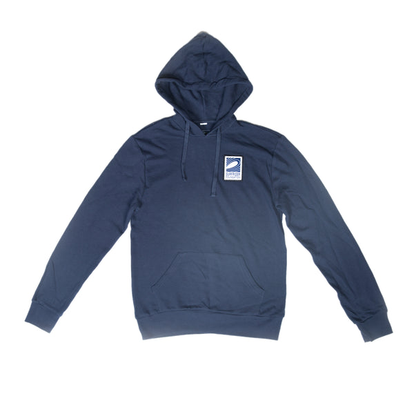 Logo Embroidered Hoodie (Navy)