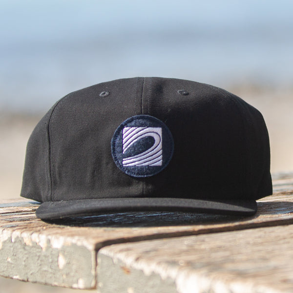 Icon Hat - Black