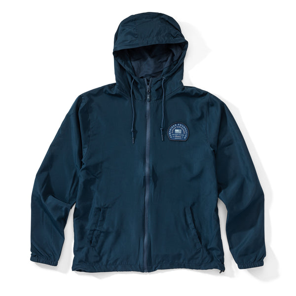 Almond x Surfrider USOA Windbreaker