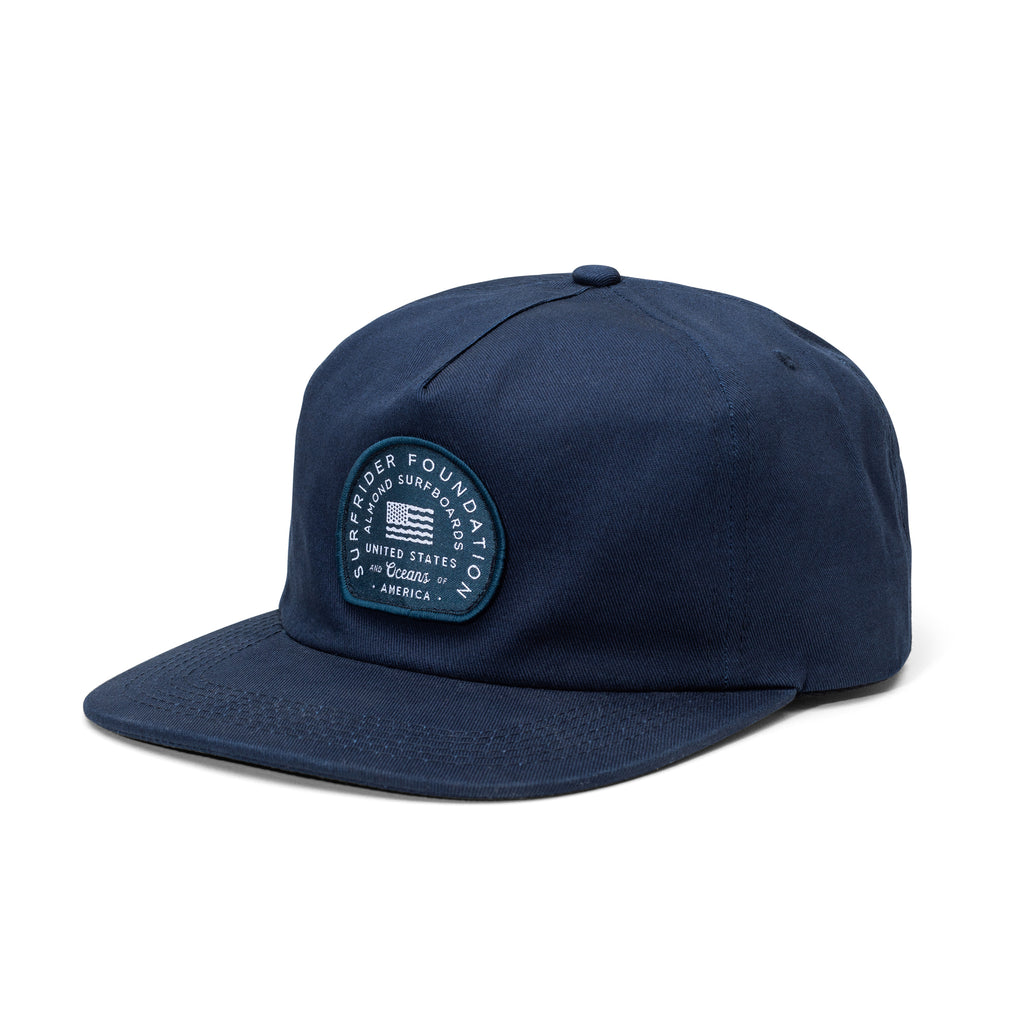 Almond x Surfrider USOA Hat