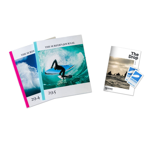 2021 Gift Membership - The Surfer's Journal
