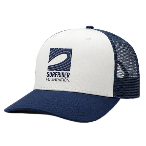 Logo Trucker Hat (Navy)