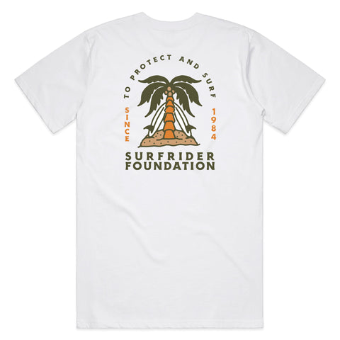 Protect and Surf T-Shirt (White)