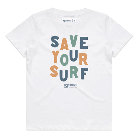 Youth Save Your Surf T-Shirt