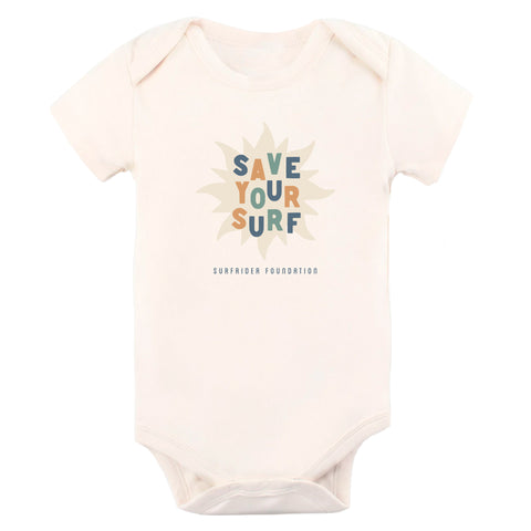 Save Your Surf Baby Onesie