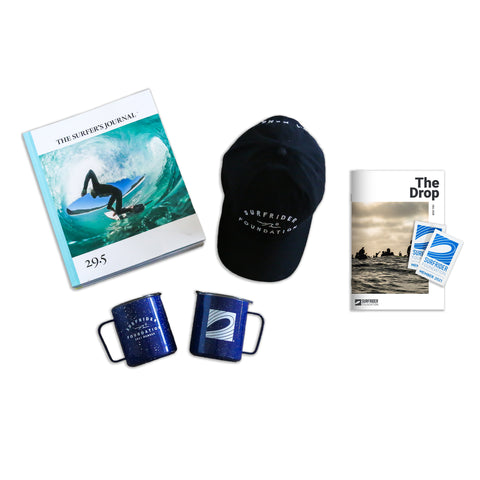 2021 Gift Membership - Hat, Mug, & The Surfer's Journal