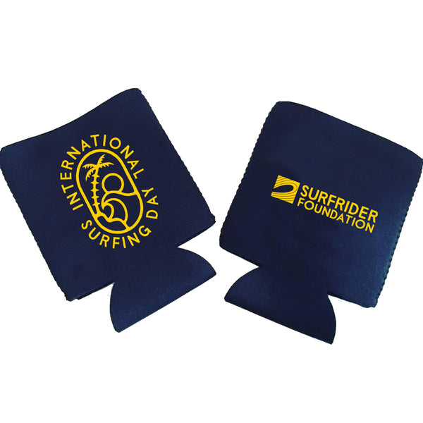 2019 International Surfing Day Koozie