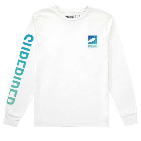 Blue Wave Long Sleeve Shirt