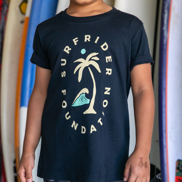 Youth Palm Tree T-Shirt