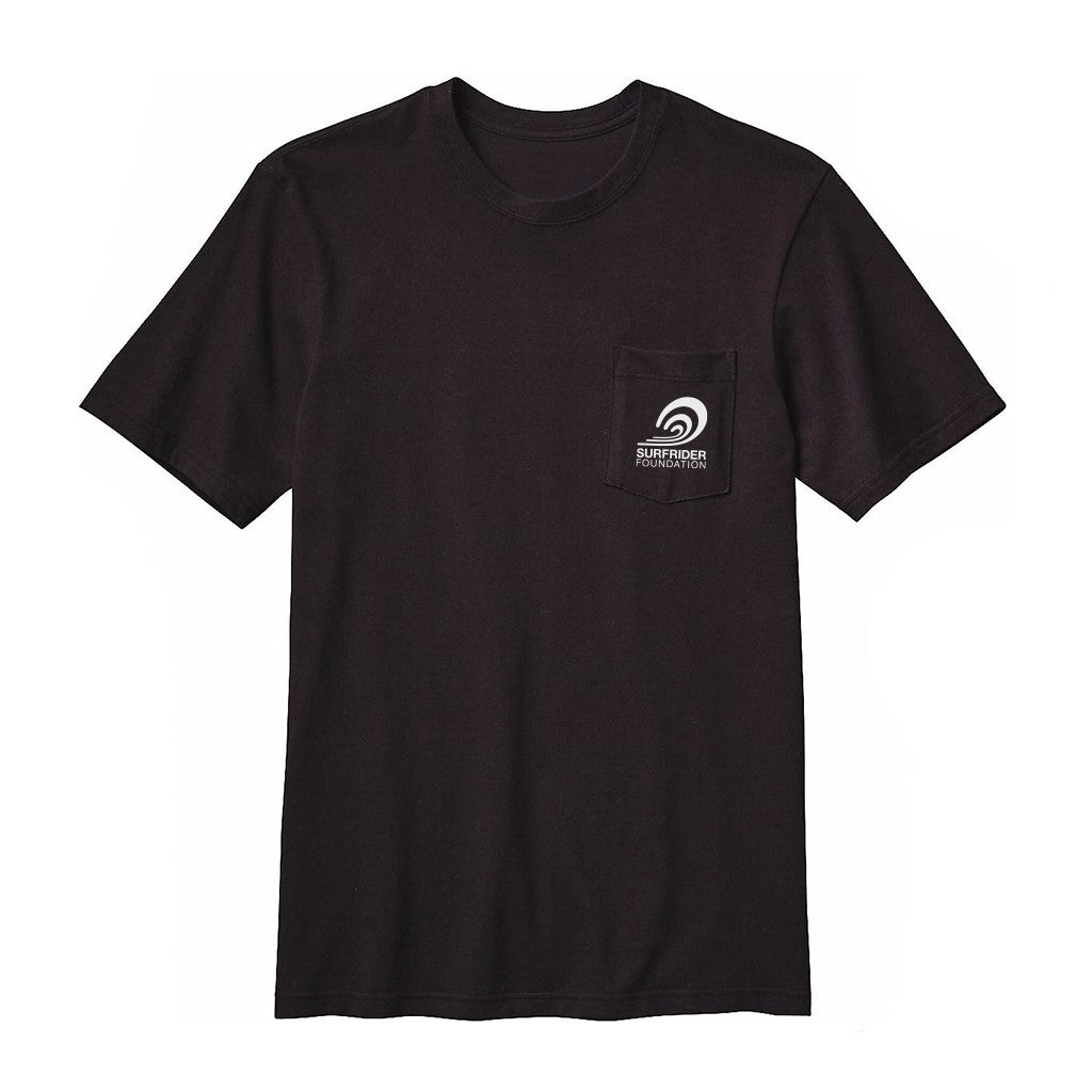 Popular Pocket Logo T-shirt – The Surfrider Foundation BN97