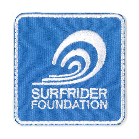 Surfrider Logo Patch