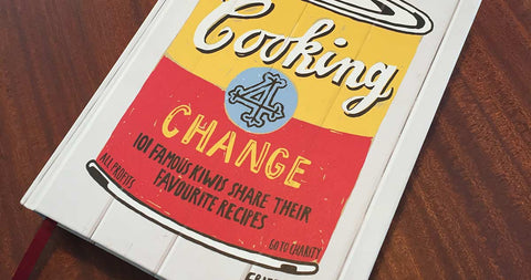 Cooking 4 Change Cookbook