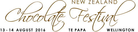 New Zealand Chocolate Festival Logo
