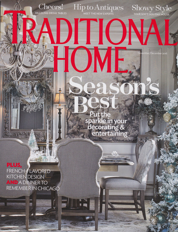 Traditional Home - December 2016