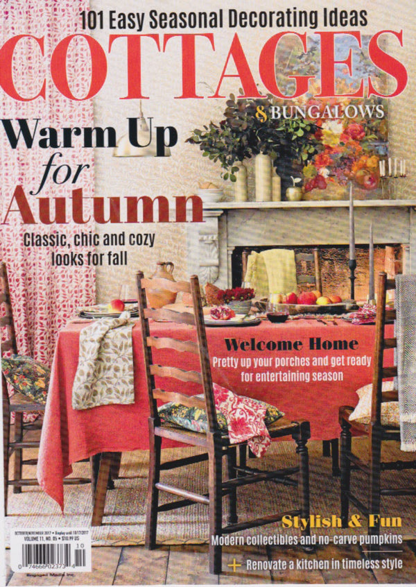 Cottages & Bungalows - September 2017